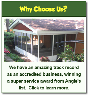 Why Choose Awnings By Paul?