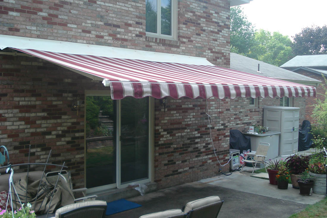 Sunsetter Awning Replacement Fabric 28 Images Aluminum
